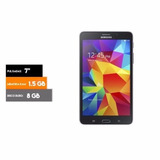 Tablet Sm-t230n Samsung Galaxy Tab 4 7 Pulgadas Negra Wifi