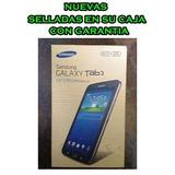 Samsung Galaxy Tab 3, 7 Pul 8gb Wifi Retira Tienda Venezuela