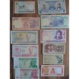 Billetes Varios Paises En Unc Y Circulados Acepto Gift Card