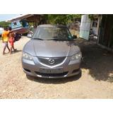 Vendo Mazda 3 Año 2006, Por Piezas