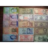 Billetes De Venezuela Vg Y Au