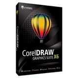 Corel Draw X6 64 & 32 Bits