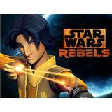 Kit Imprimible Star Wars Rebels Candy Bar Tarjetas Y Mas #1