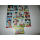 13 Cartas De Béisbol Grandes Ligas 1964