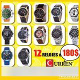 Venta Al Por Mayor De Los Famosos Relojes Curren /67219104