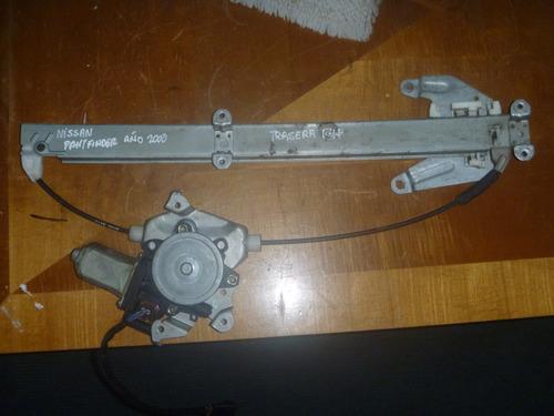 Vendo Regulador Ventana Trasero Derecho De Nissan Pathfinder