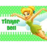 Kit Imprimible Tinker Bell Campanita Diseña Tarjeta Invit #1