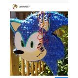 Piñatas De Sonic,100%carton