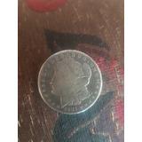Moneda One Dollar.  E. Pluribus. Unum 1901