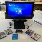 Ofertas Play 4 Slim Y Pro +  1 Control Y 6 Juegos Y Otro