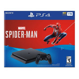 Ps4 Bundle Spiderman 1tb