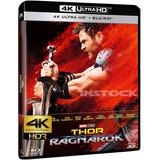 Thor: Ragnarok 4k Hdr  2160p Entrega Inmediata Digital