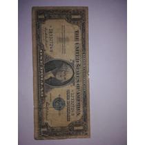 Dollar Estadounidenses Con Sello Azul De 1957
