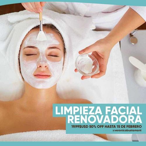 Limpieza Facial Y Masajes