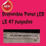 Panel Lcd LG 47 Pulgadas