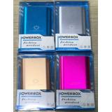 Cargador Portatil Usb Powerbank 5000mah Cp5 19-01-1152
