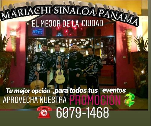 Mariachi Sinaloa Panama. 6079-1468
