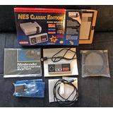 Nes Classic Edition, Nintendo Mini, Original Con +500 Juegos