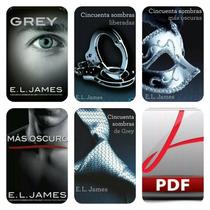 Mas Oscuro - Trilogía - Grey - E L James - 5 Ebooks
