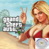 Grand Theft Auto V Gta V Ps3 Digital