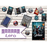 Kit Imprimible Avengers Los Vengadores Iroman Candy Bar