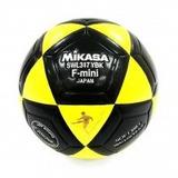 Balón De Futbolito Mikasa Swl317 Indoor Negro/amarillo