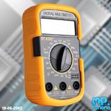 Dt830d + Mini Multímetro Digital Probador De Continuidad De
