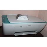 Impresora Hp Y Tinta De Color