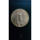 Moneda De Oro De 20 Dólares Liberty De Saint-gaudens 1910