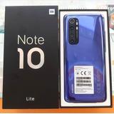 Xiaomi Note 10 Lite 8gb/ 128gb Promoción Equipos Nuevos