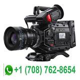 Blackmagic Design Ursa Mini Pro 4.6k G2 Digital Cinema Camer