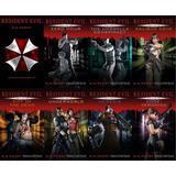 Saga Resident Evil - S.d. Perry