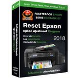Reset Epson Et2500 Et2550 Et2650 Et2600 Et4550 Envio Gratis