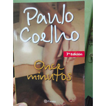 Once Minutos. Paulo Coelho.