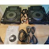 2x Pioneer Cdj-2000 Professional