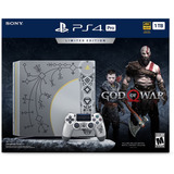 Ps4 Pro Sony Playstation 4 Pro God Of War Bundle Limited