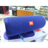Jbl Flip 4 Azul Parlante Bluetooth Portatil