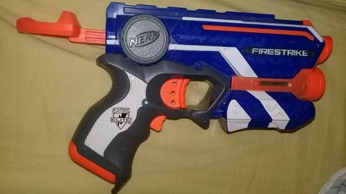 Pistola De Niños (nerf) [n-strike Élite]Firestrike