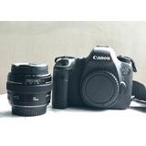 Camara Canon 6d + Lente Canon 50 Mm