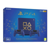 Ps4 Days Of Play Playstation 4 Sony 2 Controla 1 Juego + Reg