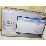 Tv Samsung 4k Uhd 55  Nuevo