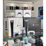 Playstation 5 Ps5 8k Hdr Blu-ray Nuevo Sellado