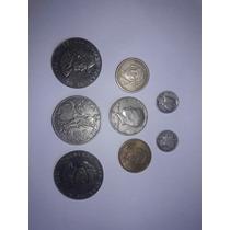 Monedas Antiguas Y De Diferentes Paises