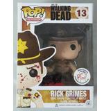 Rick Grimes. Harrison´s Exclusive. The Walking Dead. Pop.