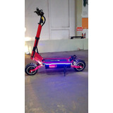 Electric Scooter 3600w/60v Two Wheel 11inch Folding