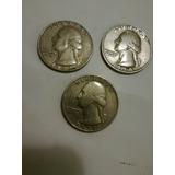 Monedas Antiguas Año 1974 -1978-1982 Muy Buenas