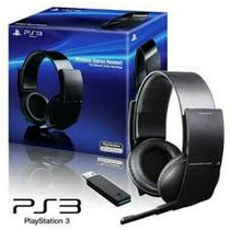 Audifonos Ps3 Inalambrico