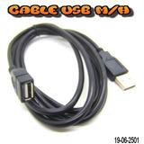 Cable Usb Extension M/h 6ft 1.8m