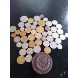 Vendo Un Lote De Monedas Extranjeras