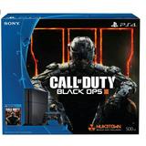 Playstation 4 500gb Console - Call Of Duty Black Ops Iii Bun